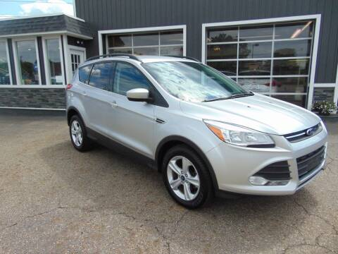 2015 Ford Escape for sale at Akron Auto Sales in Akron OH