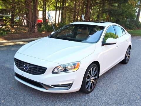 2015 Volvo S60 for sale at Weaver Motorsports Inc in Cary NC