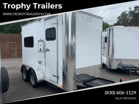 2021 CARGO CRAFT FIBER OPTIC SPLICING for sale at Trophy Trailers in New Braunfels TX