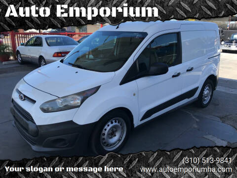 2014 Ford Transit Connect Cargo for sale at Auto Emporium in Wilmington CA