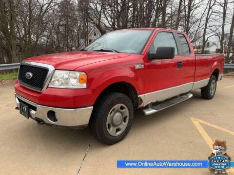 2007 Ford F-150 for sale at IMPORTS AUTO GROUP in Akron OH