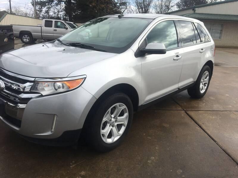 2012 Ford Edge for sale at ARKLATEX AUTO in Texarkana TX