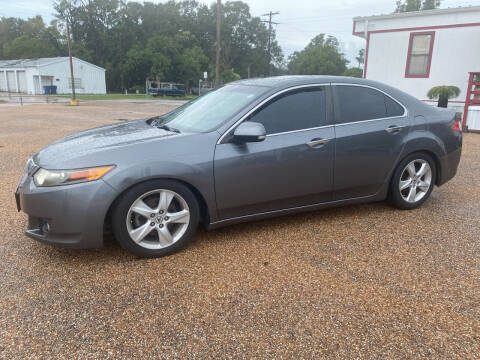 2010 Acura TSX for sale at M & M Motors in Angleton TX