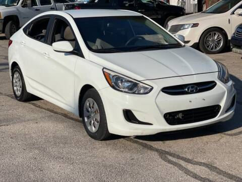 2016 Hyundai Accent for sale at AWESOME CARS LLC in Austin TX
