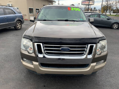 2006 Ford Explorer for sale at Roy's Auto Sales in Harrisburg PA