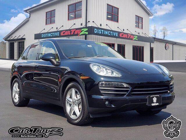 2013 Porsche Cayenne for sale at Distinctive Car Toyz in Egg Harbor Township NJ