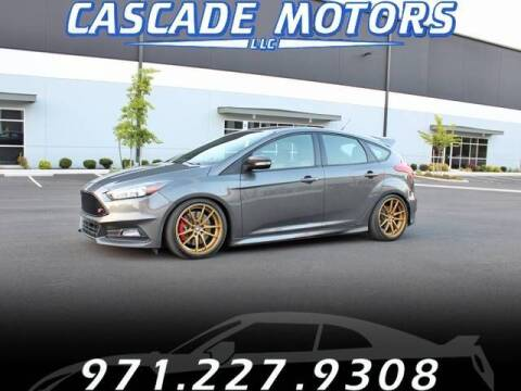 2017 Ford Focus for sale at Cascade Motors in Portland OR