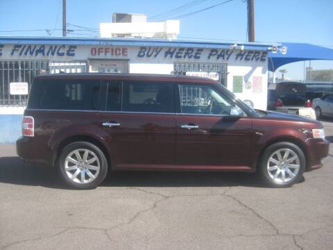 2010 Ford Flex for sale at Town and Country Motors - 1702 East Van Buren Street in Phoenix AZ