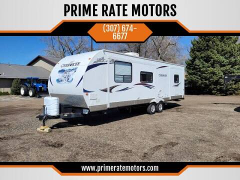 2011 Forest River 30' Bumper Pull Cherokee for sale at PRIME RATE MOTORS in Sheridan WY