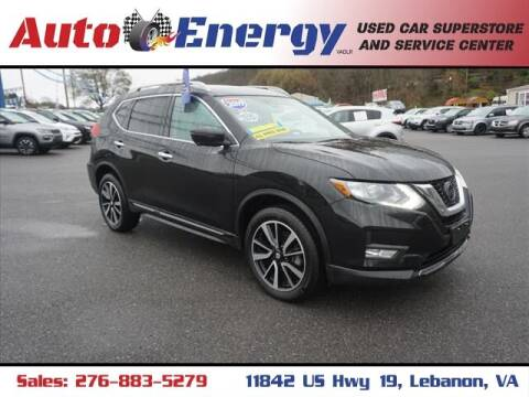 2019 Nissan Rogue for sale at Auto Energy in Lebanon VA