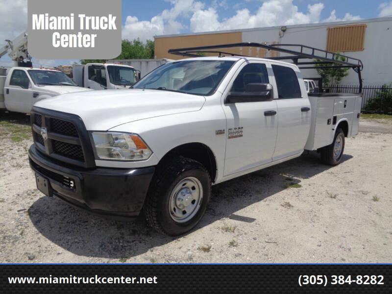 2018 RAM Ram Pickup 2500 for sale at Miami Truck Center in Hialeah FL