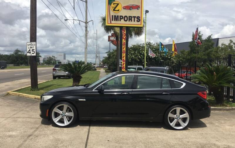 2010 BMW 5 Series for sale at A to Z IMPORTS in Metairie LA