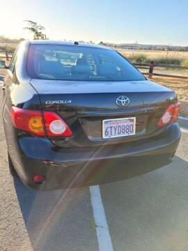 2010 Toyota Corolla for sale at Everyone Auto Sales in Santa Clara CA