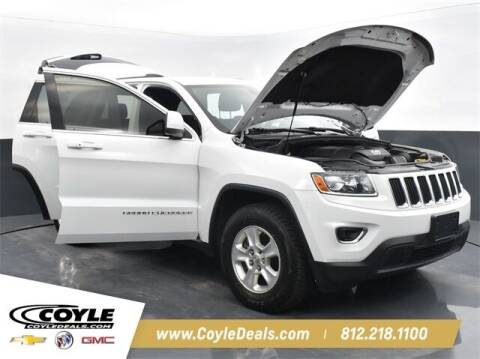 2014 Jeep Grand Cherokee for sale at COYLE GM - COYLE NISSAN - New Inventory in Clarksville IN