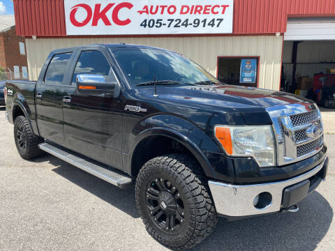 2011 Ford F-150 for sale at OKC Auto Direct in Oklahoma City OK