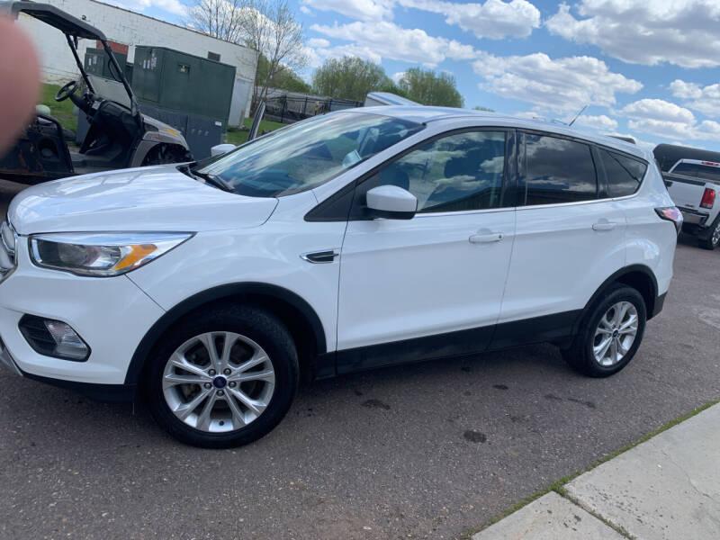 2017 Ford Escape for sale at Los Arreglados Auto Sales in Worthington MN