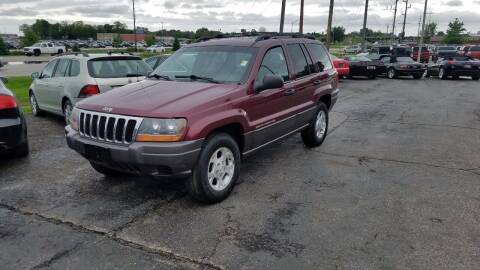 2001 Jeep Grand Cherokee for sale at Downing Auto Sales in Des Moines IA
