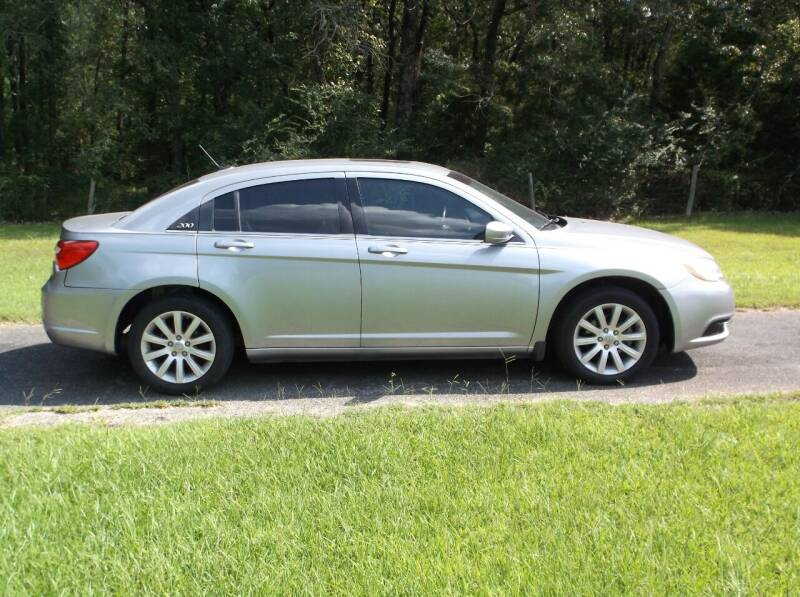 2013 Chrysler 200 for sale at Smith Auto Finance LLC in Grand Saline TX