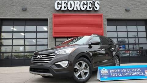 2016 Hyundai Santa Fe for sale at George's Used Cars - Pennsylvania & Allen in Brownstown MI