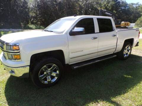 2014 Chevrolet Silverado 1500 for sale at TIMBERLAND FORD in Perry FL
