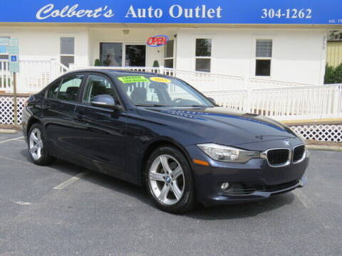 2013 BMW 3 Series for sale at Colbert's Auto Outlet in Hickory NC