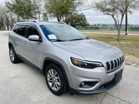 2019 Jeep Cherokee for sale at Prestige Motor Cars in Houston TX