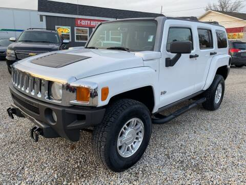2007 HUMMER H3 for sale at Y City Auto Group in Zanesville OH