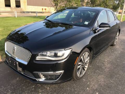 2017 Lincoln MKZ for sale at Northeast Auto Sale in Wickliffe OH