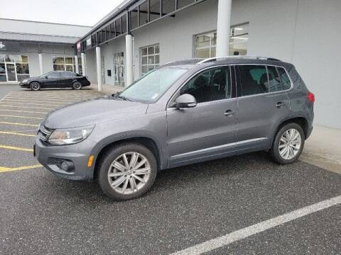 2014 Volkswagen Tiguan for sale at Karmart in Burlington WA