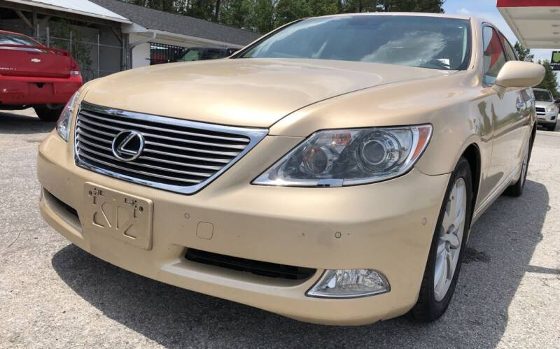 2008 Lexus LS 460 for sale at County Line Car Sales Inc. in Delco NC