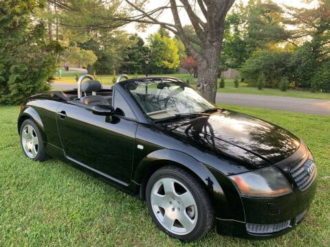 2001 Audi TT for sale at Dream Team Motors Inc in Seymour TN