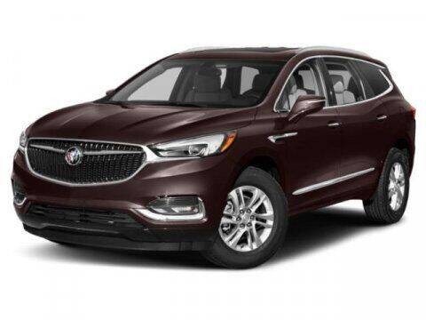 2019 Buick Enclave for sale at DAVID McDAVID HONDA OF IRVING in Irving TX