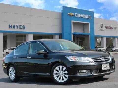 2014 Honda Accord for sale at HAYES CHEVROLET Buick GMC Cadillac Inc in Alto GA