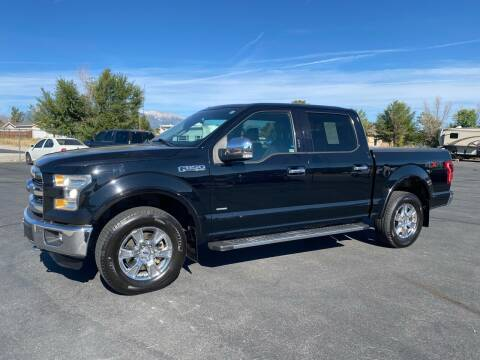 2016 Ford F-150 for sale at Salida Auto Sales in Salida CO