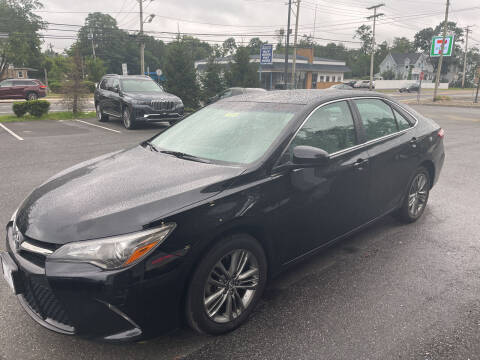 2016 Toyota Camry for sale at Priority Auto Mall in Lakewood NJ