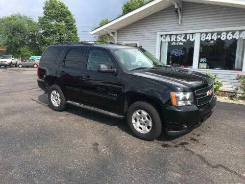 2012 Chevrolet Tahoe for sale at Cars 4 U in Liberty Township OH