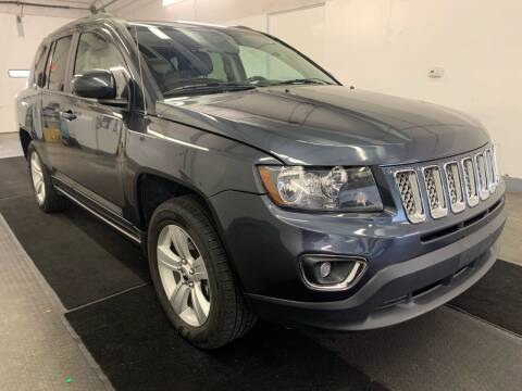 2015 Jeep Compass for sale at TOWNE AUTO BROKERS in Virginia Beach VA