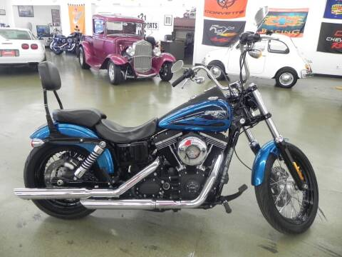 2016 Harley-Davidson Street Bob for sale at 121 Motorsports in Mt. Zion IL