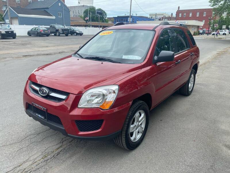2010 Kia Sportage for sale at Midtown Autoworld LLC in Herkimer NY