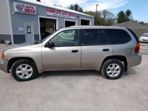2003 GMC Envoy for sale at Hilltop Auto in Prescott MI