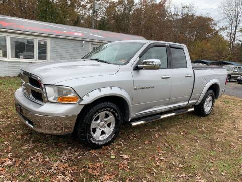 2011 RAM Ram Pickup 1500 for sale at Manny's Auto Sales in Winslow NJ
