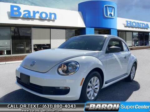 2016 Volkswagen Beetle for sale at Baron Super Center in Patchogue NY