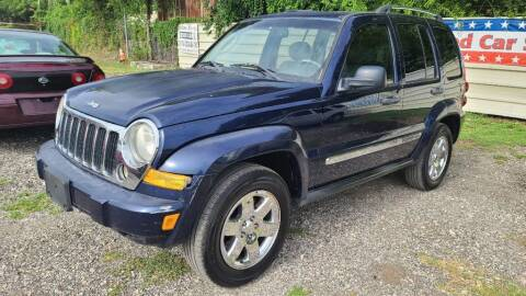 2006 Jeep Liberty for sale at Jackson Motors Used Cars in San Antonio TX