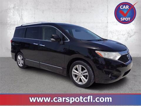 2014 Nissan Quest for sale at Car Spot Of Central Florida in Melbourne FL