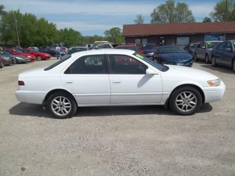 1998 Toyota Camry for sale at BRETT SPAULDING SALES in Onawa IA
