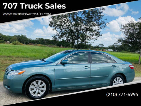 2008 Toyota Camry for sale at 707 Truck Sales in San Antonio TX
