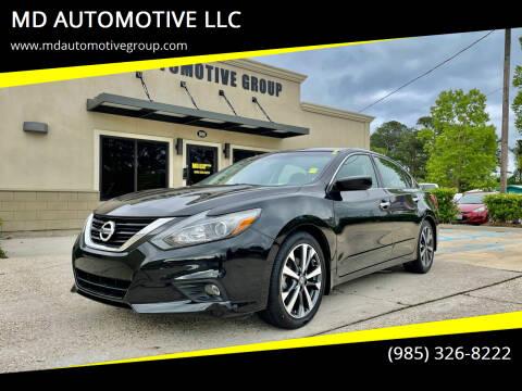 2017 Nissan Altima for sale at MD AUTOMOTIVE LLC in Slidell LA