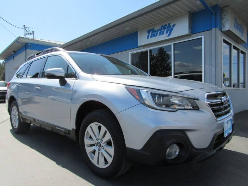 2019 Subaru Outback for sale at Thrifty Car Sales SPOKANE in Spokane Valley WA