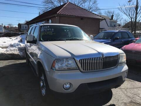 2005 Lincoln Aviator for sale at Chambers Auto Sales LLC in Trenton NJ