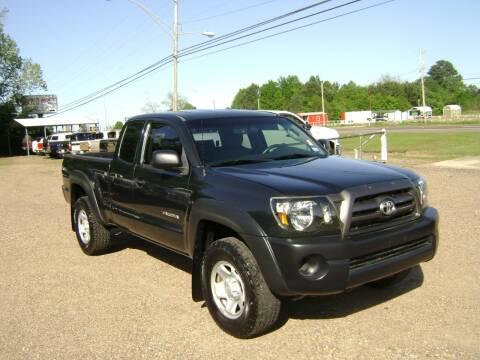 2009 Toyota Tacoma for sale at Tom Boyd Motors in Texarkana TX